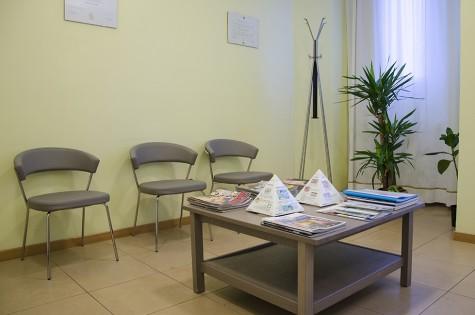 Studio Dentistico Poliambulatorio Marchesi - Sala D'aspetto