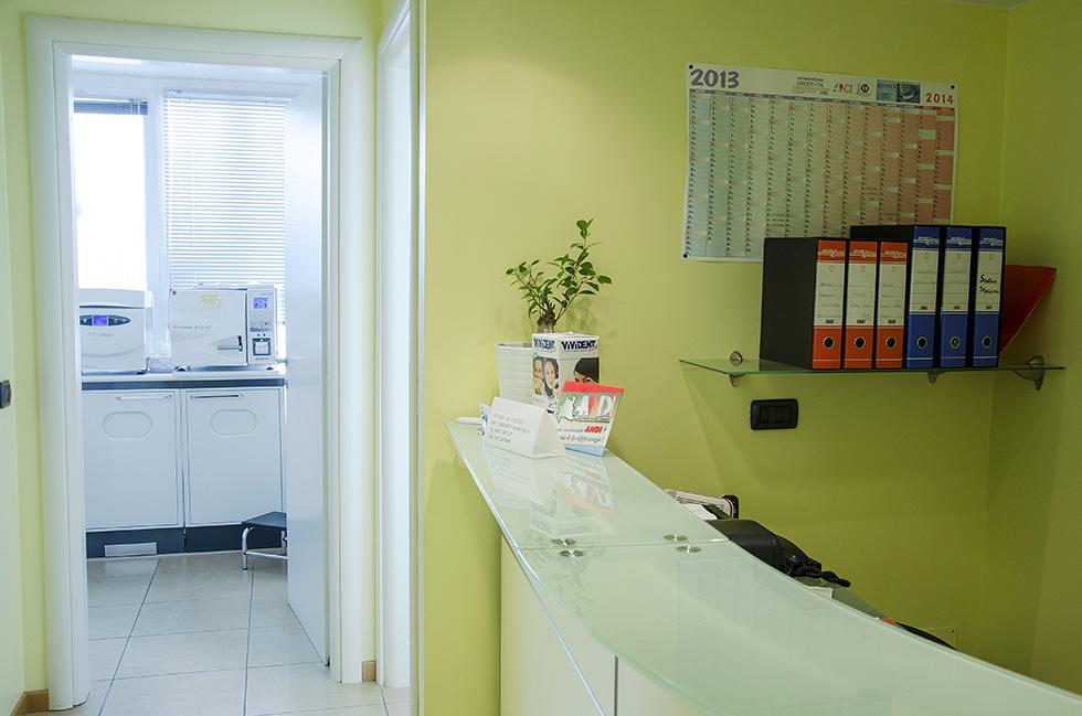 Studio Dentistico Poliambulatorio Marchesi - Reception
